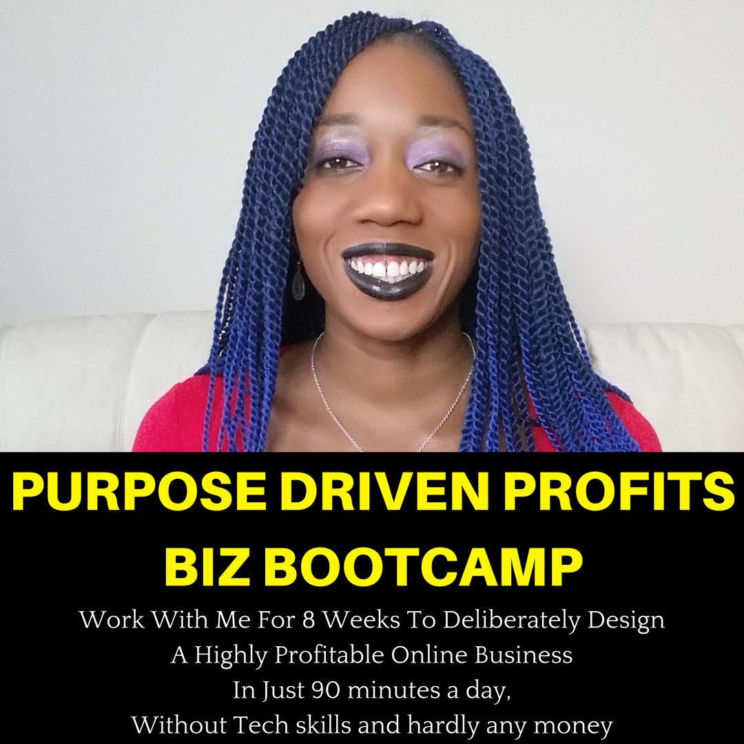 Purpose Driven Profits